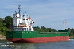 ICE STAR (9142631) (005-06.08.2015) (HWDKI) Tags: ship vessel schiff kiel nordostseekanal imo nok landwehr kielcanal frachter frachtschiff icestar delfs generalcargoship hanswilhelmdelfs 9142631