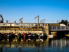 (xxooo) Tags: uk inglaterra england london st rio train river boat town canal europa lock camden regentscanal londres pancras camdentown regents stpancraslock