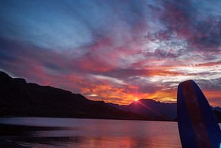 Lost Loreto Sunset
