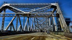 Tappan Zee Bridge (Miradortigre) Tags: bridge rio river puente steel structure hudson estructura tappanzeebridge