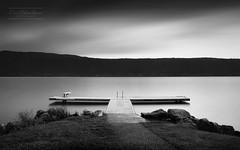 #2 - Aprs la pluie (cedric.chiodini) Tags: longexposure lake water canon landscape rocks eau noiretblanc lac nb le paysage roches poselongue canon5dmkiii