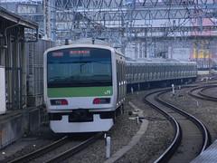 E231 (13) (Transrail) Tags: tokyo emu yamanoteline jreast e231 electricmultipleunit tokaidomainline eastjapanrailwaycompany kawasakiheavyindustries tokyucarcorporation