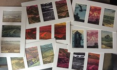 images of Suffolk, and Aldeburgh (annetownshend) Tags: print suffolk relief mounted aldeburgh linoprint handcut