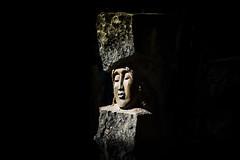 Angle Angel (Drachenfanger) Tags: light macro texture nature stone unique profile carve explore quantum stonecarver toolmaker kunstwelt photosophie drachenfanger