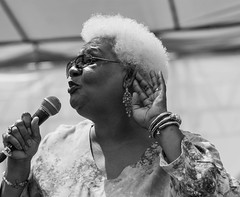 Blueslady Barbara Morrisson (MarcCooper_1950) Tags: portrait outdoors nikon artist profile jazz blues singer vocalist performer lightroom d7100 marccooper simivalleybluesfestival barbaramorrisson
