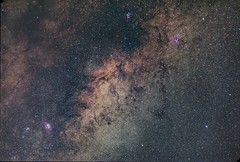 Milky Way (info_hhs) Tags: longexposure canon interesting flickr space sydney australia astrophotography newsouthwales astronomy skyatnight tracking celestron astrophoto milkyway canon1d
