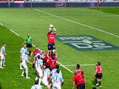DSC00701 (melobatz) Tags: rugby ernest finale stade wallon prod2 aviron aurillacois boayonnais