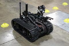 Military robot (futureatlas.com) Tags: army robot technology military talon robotics