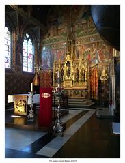 Baslica de la santa Sangre (carmen.gb) Tags: brujas brugge bruges brugse brgger belgium belgique flemish flandes flandria