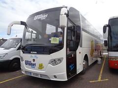J5EEG David Urquhart Travel in Blackpool (j.a.sanderson) Tags: j5eeg david urquhart travel blackpool johnson coaches caistor ta scania lahden omniexpress coach