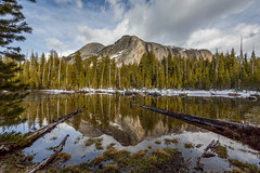 Yosemite Spring Pond Reflection II (Jeffrey Sullivan) Tags: california road travel copyright usa reflection jeff nature canon landscape photography eos photo nationalpark pond unitedstates pass may meadows yosemite sullivan sierranevada tuolumne snowmelt tiogapass tioga 2016 5dmarkiii