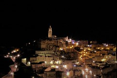 Matera by night (Luana_58) Tags: night lights basilicata luci matera notte