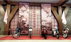 Tradisional motorcycle from japan. #like #comment (jennyerina) Tags: comment like