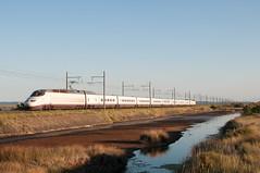 Train 9726  Port-la-Nouvelle (Trains-En-Voyage) Tags: portlanouvelle sncf ave renfe