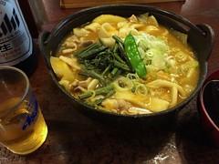 Pork Houtou Udon from Kosaku @ Kofu (Fuyuhiko) Tags: pork houtou udon from kosaku koufu kofu          yamanashi prefecuture prefecture pref