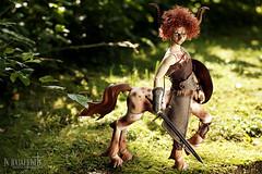 Centaur Forest (AraDolls) Tags: bjd abjd balljointeddoll bjds doll dolls dollfie granado terra aradolls centaur luts jamong