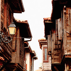 brown-archi-europe-building-wood-bulgaria-nessebar-301-square-sig (Touma) Tags: europe architecture urban color bulgaria bulgarie holiday vacation brown touma toumay art   nessebar building