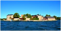 Stockholms Skrgrd (lagergrenjan) Tags: stockholms skrgrd archipelago vaxholm fstning