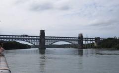 3897 Pont Britannia - Britannia Bridge (Andy - Busyyyyyyyyy) Tags: 20160907 britanniabridge cruise menaistraits pontbritannia roundtrip ynysmôn