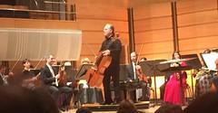 Cellist (bobmendo) Tags: cellist zviplesser israeli cello recital orchestra jerusalemcamerata