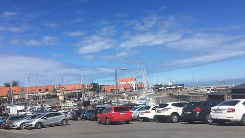 Svaneke, Bornholm, Denmark