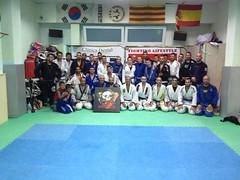 Royce Gracie Seminario en Barcelona 16-7-2013