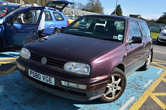 1997 Volkswagen Golf VR6 Highline 2.8 (1) (MattLikesCars) Tags:
