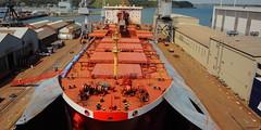 IMG_7394a (Yorkshire Pics) Tags: docks cornwall ship ships transport maritime transportation falmouth tanker tankers largeships