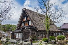 Shirakawa-go house (echiner1) Tags: house japan hdr