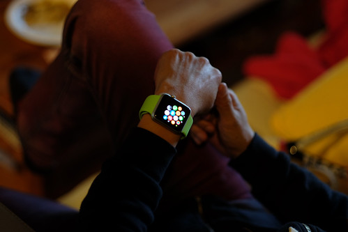 Apple Watch by Jun Seita, on Flickr