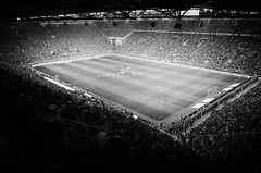 Westfalenstadion (koeb) Tags: bw fussball stadium frankfurt sw stadion dortmund bundesliga bvb eintracht westfalenstation