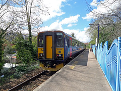 153318 & 153369 Falmouth Town (Marky7890) Tags: station train cornwall railway falmouth dmu class153 fgw falmouthdocks 153318 153369 2t77