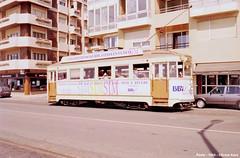 Avenida do Brasil (ernstkers) Tags: trolley tram stcp streetcar tranvia elctrico 283 tramvia strasenbahn stcp283