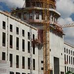 Berliner Stadtschloß, im Bau thumbnail