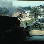 Hue 1968 - View During Battle from Machine Gun Position thumbnail
