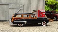 1949 Oldsmobile Futuramic 88 Station Wagon (JCarnutz) Tags: 88 1949 oldsmobile diecast 124scale danburymint futuramic