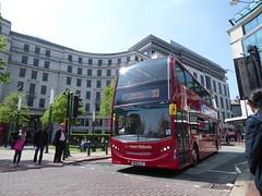 Buses Around Birmingham (metrogogo) Tags: bus buses birmingham transport kadi nationalexpress oldsquare bustravel 4844 newbus nxwm bx61llp