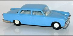 ALFA ROMEO 2000 Berlina (987) KDN L1100561 (baffalie) Tags: auto old classic car vintage toys miniature voiture retro coche alfaromeo jouet diecast jeux classica