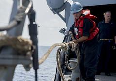 160516-N-MJ645-061 (U.S. Pacific Fleet) Tags: navy underway deployment southchinasea ddg93 usschunghoon greatgreenfleet