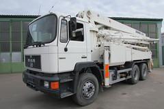 MAN 27.322 (Vehicle Tim) Tags: man truck f90 beton fahrzeug lkw laster m90 betonpumpe