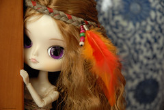Come on! Let the world see your lovely face! (Erla Morgan) Tags: doll dal groove carlota junplanning dallizbel erlamorgan
