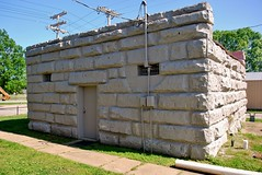 Montrose City Jail (iluvweknds) Tags: batescounty county rural missouri mo montrose