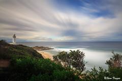 0S1A8149 (Steve Daggar) Tags: lighthouse seascape storm surf waves moody dramatic wave australia coastline norahhead soldiersbeach