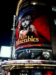 Les Miserables, Queen's Theatre (Applekris) Tags: uk england london les europe theatre queens musical miserables