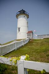 DSC_0397 (Michael P Bartlett) Tags: ocean sea sky lighthouse capecod seacoast