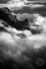 haleakala-sunrise-clouds (brandon.vincent) Tags: park white black clouds sunrise volcano hawaii maui national haleakala crater