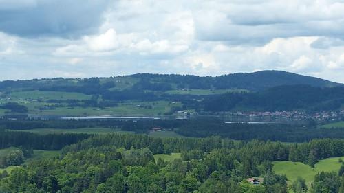 Hopfensee vom Kalvarienberg