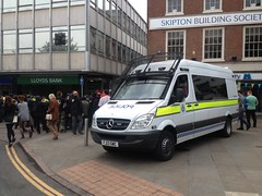 Nottinghamshire Mercedes Sprinter Police Public Order Van FJ13 GWC (NottsEmergency) Tags: mercedes sprinter mercedessprinter fj13gwc publicorder nottinghamshire nottingham notts nottinghamshirepolice police policing policeofficer policeservice policevehicle policestation policecar incident investigation vehicle van team tsg riot callout code3 shout uk britain british england enforcement support law order disorder driving drugs siren 999 lights bluelights help chaos squad surveillance officer operation cop emergency emergencyservices eastmidlands immediate patrol urgent cell lockup response rescue responder responsecar service midlands safety central centralpolicestation city constabulary constable community car county countymounty sirens responding