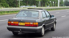 Audi 4000 S 1985 (XBXG) Tags: auto old holland classic netherlands car amsterdam vintage germany deutschland automobile nederland s voiture german audi 1985 allemagne paysbas a2 deutsch ancienne 4000 duits allemande audi4000 zbzs84
