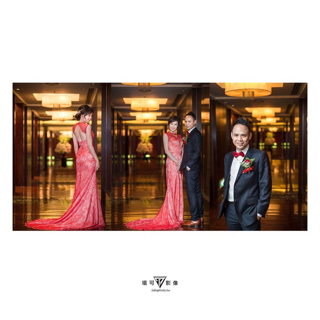新竹婚攝,國賓飯店,文定,訂婚,林莉婚紗,婚禮紀錄,婚禮記錄,,紅禮服,旗袍式禮服,新祕